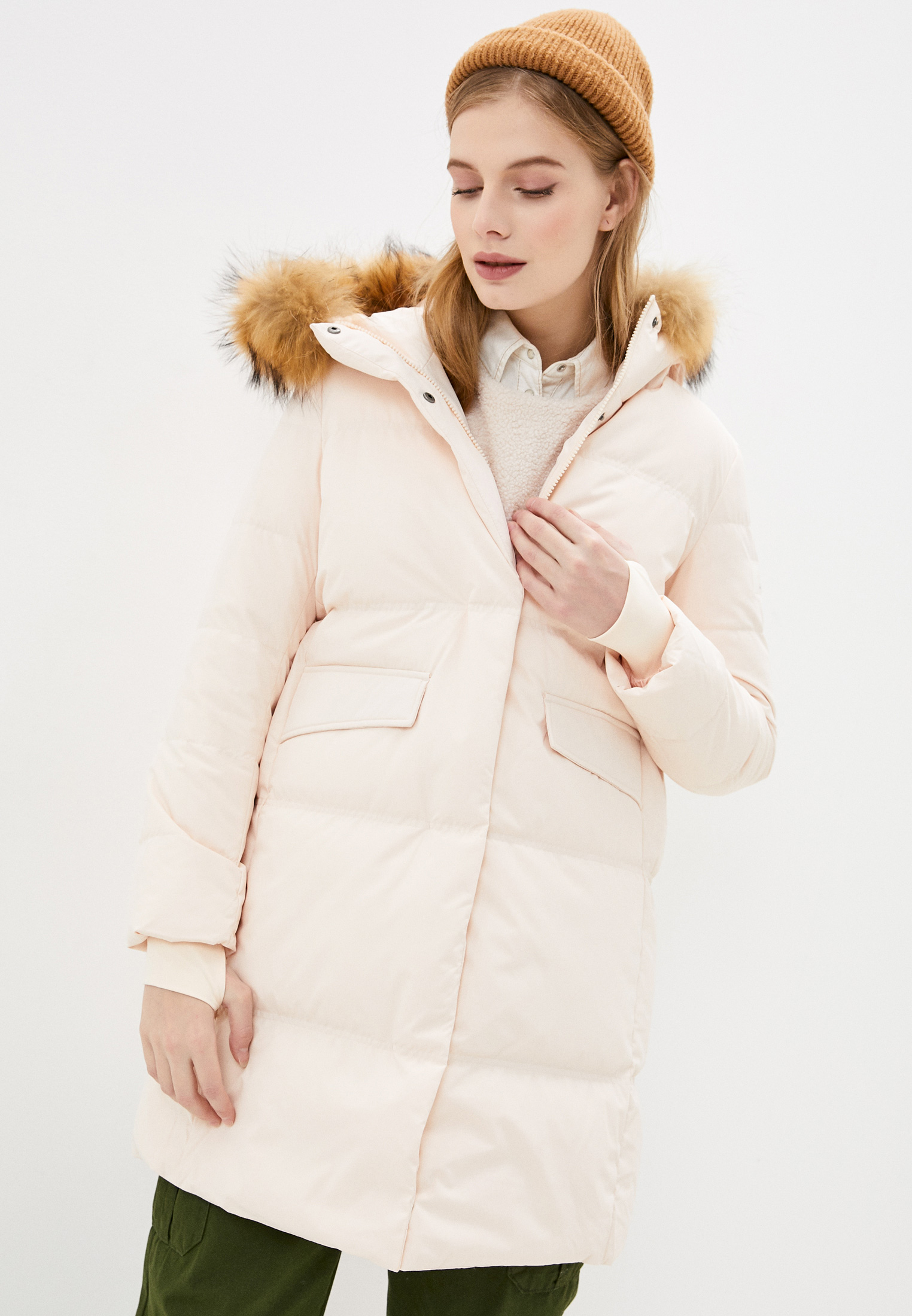 Утепленная куртка Anta 86937975-1