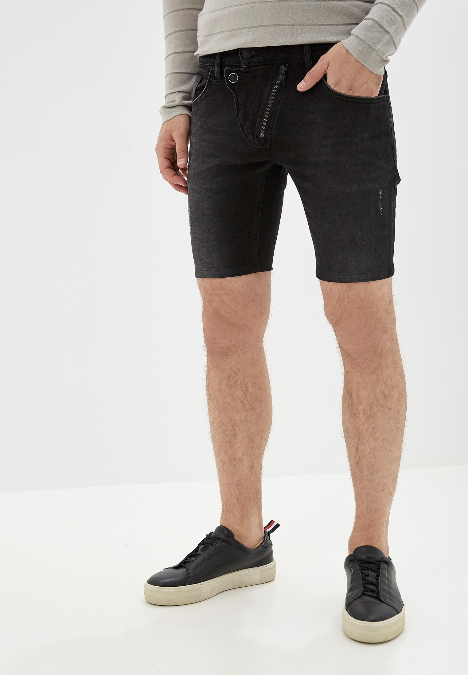 Мужские джинсовые шорты Antony Morato MMDS00028-FA750133-9000-1-W00689