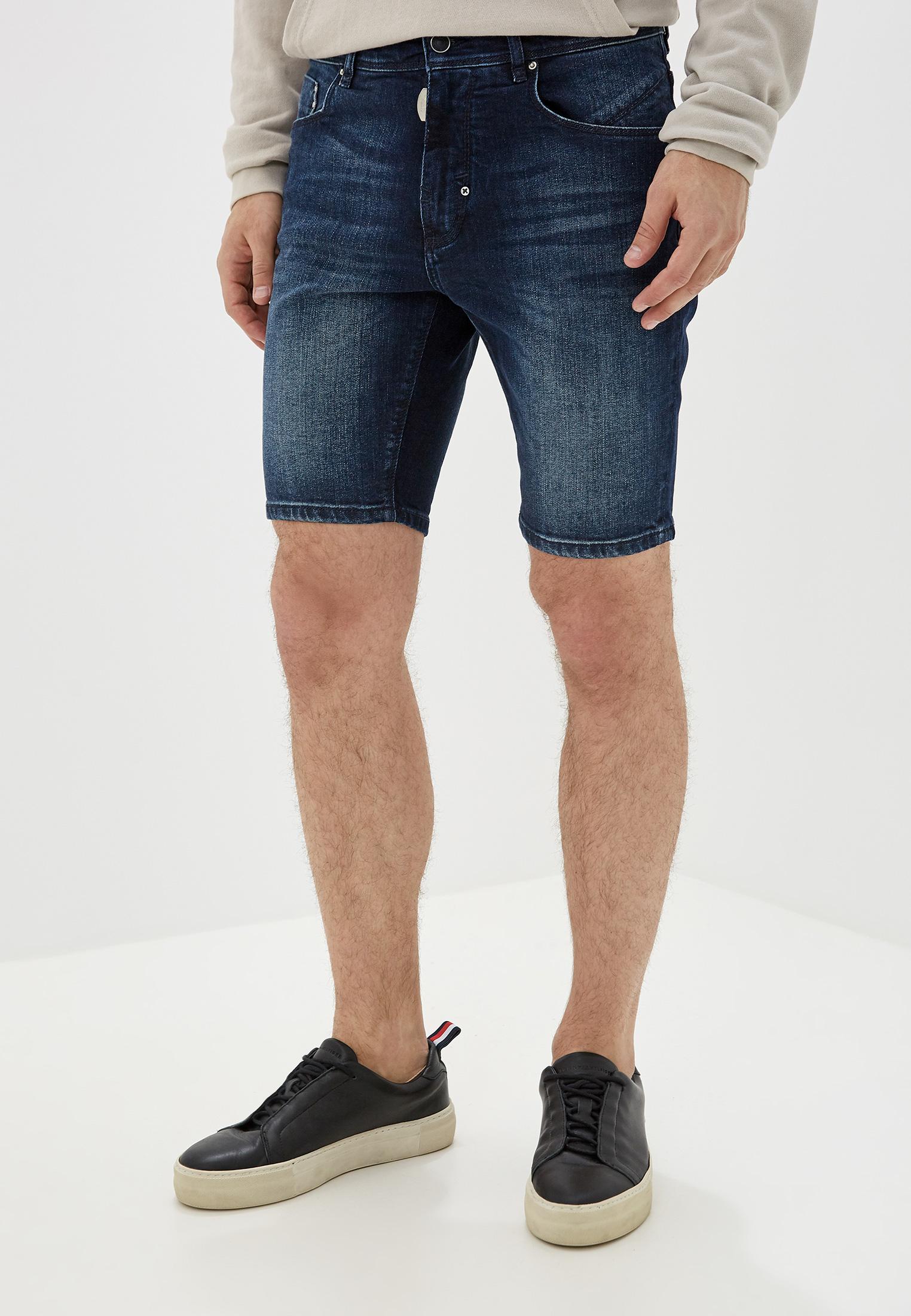 Мужские джинсовые шорты Antony Morato MMDS00040-FA750161-7010-1-W00770