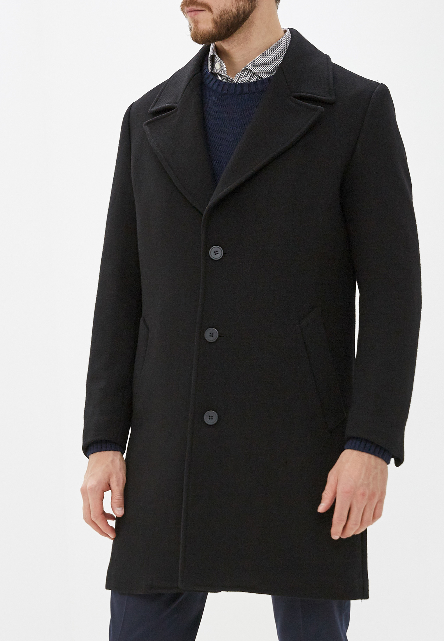 Мужские пальто Antony Morato (Антони Морато) MMCO00629-FA500047