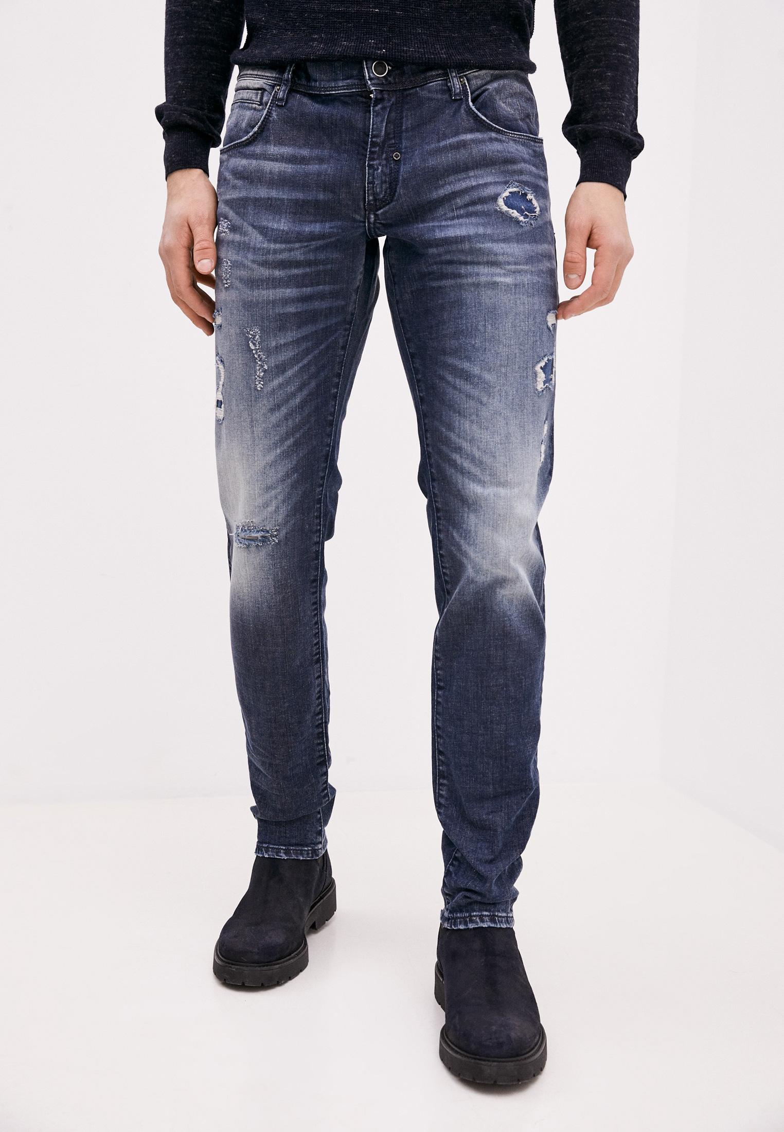 Зауженные джинсы Antony Morato MMDT00204-FA750138-7010-1-W00991: изображение 1