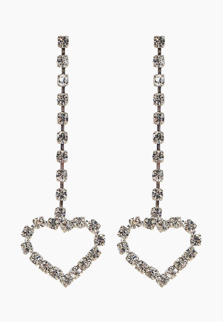 Женские серьги Art-Silver 04508023-320
