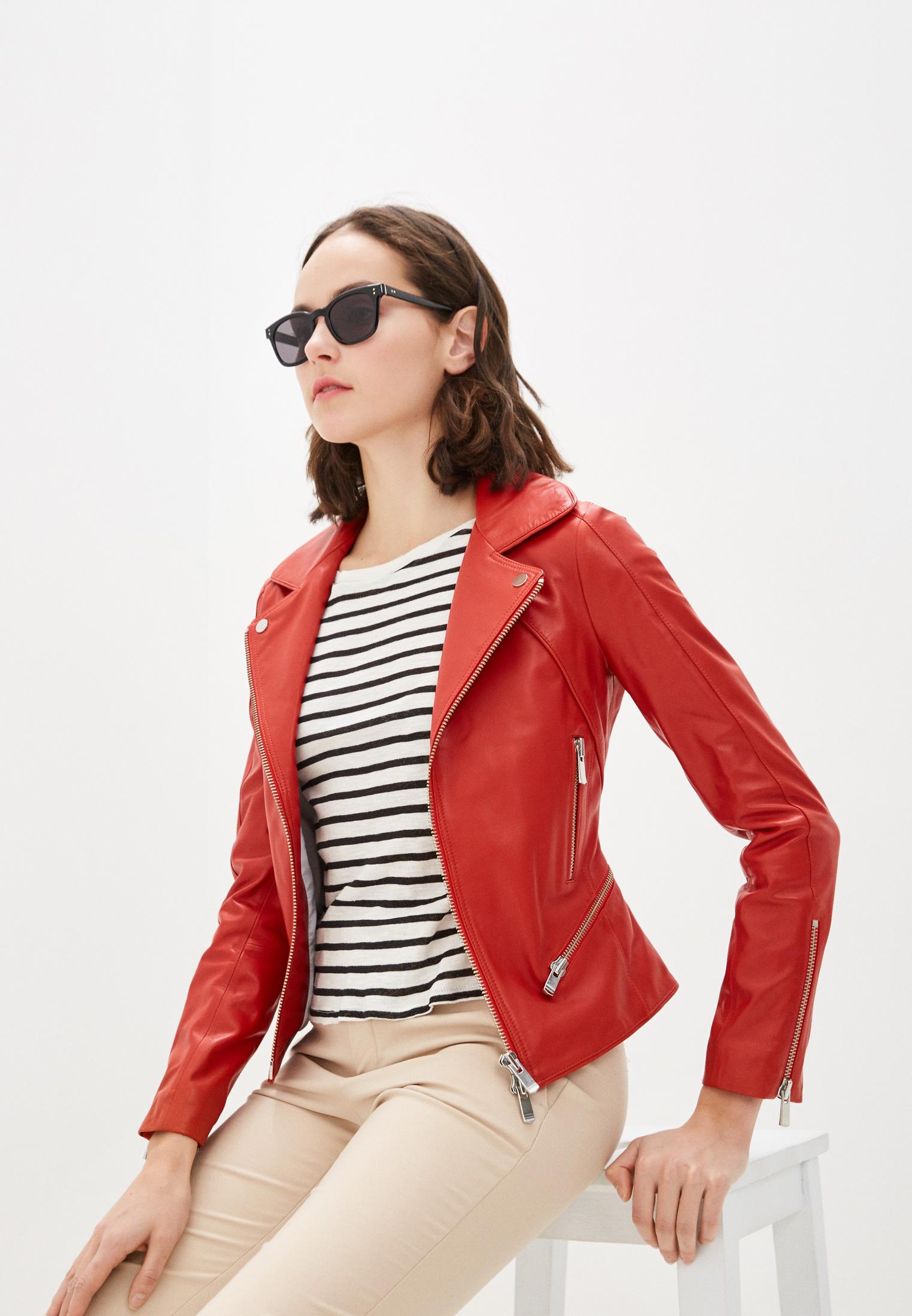 Кожаная куртка Arma 007L201068.02