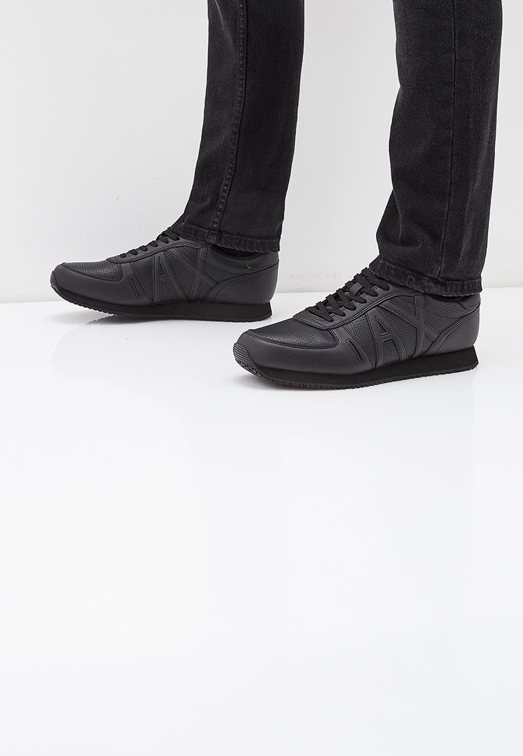Мужские кроссовки Armani Exchange xux017 XCC04