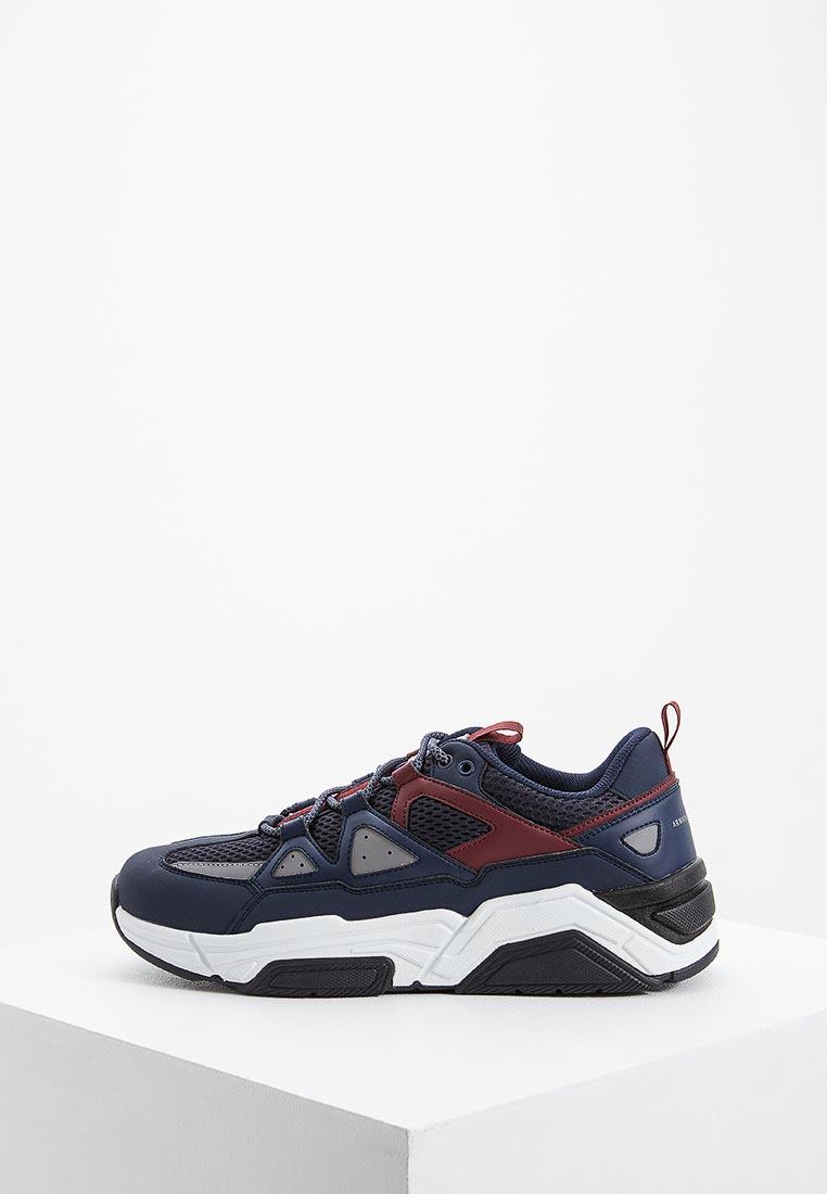 Мужские кроссовки Armani Exchange xux044 XV183