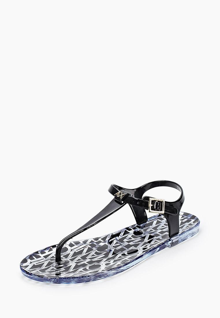 Женские сандалии Armani Exchange XDQ005 XV306: изображение 2