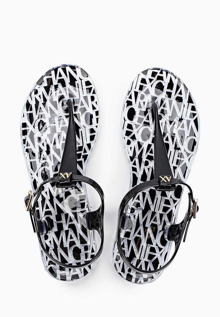 Женские сандалии Armani Exchange XDQ005 XV306: изображение 4