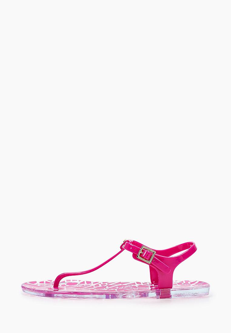 Женские спортивные сандалии Armani Exchange XDQ005 XV306