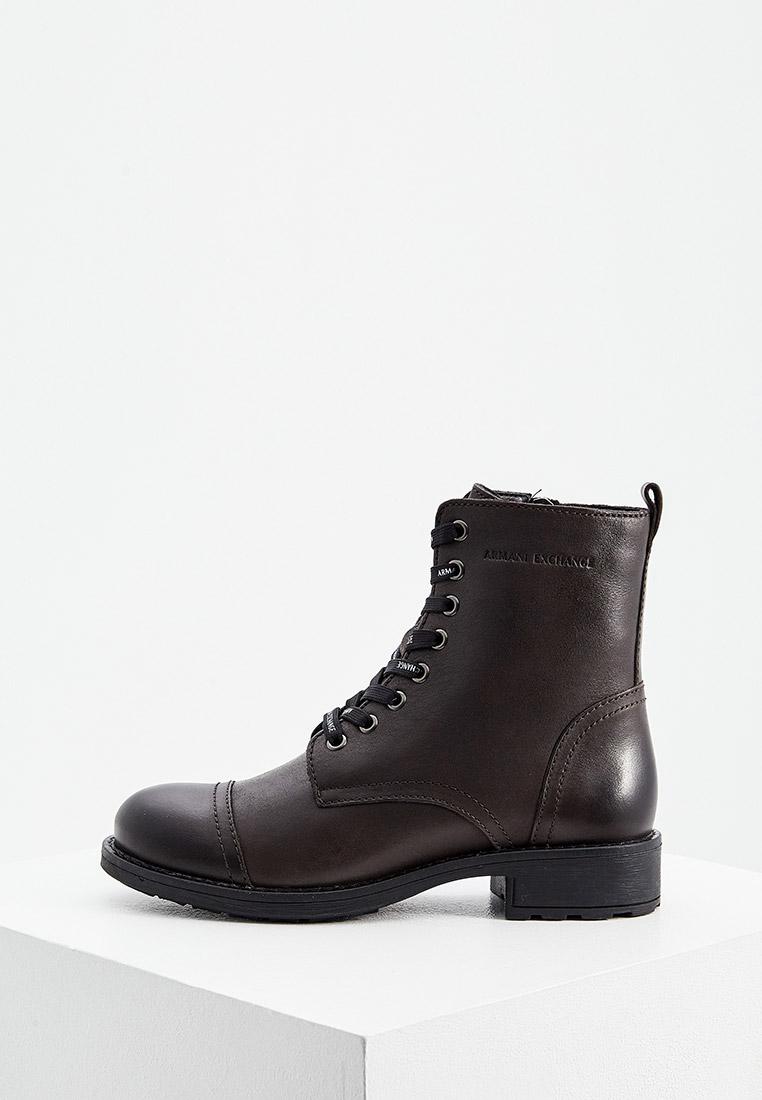 Женские ботинки Armani Exchange XDN011 XV175