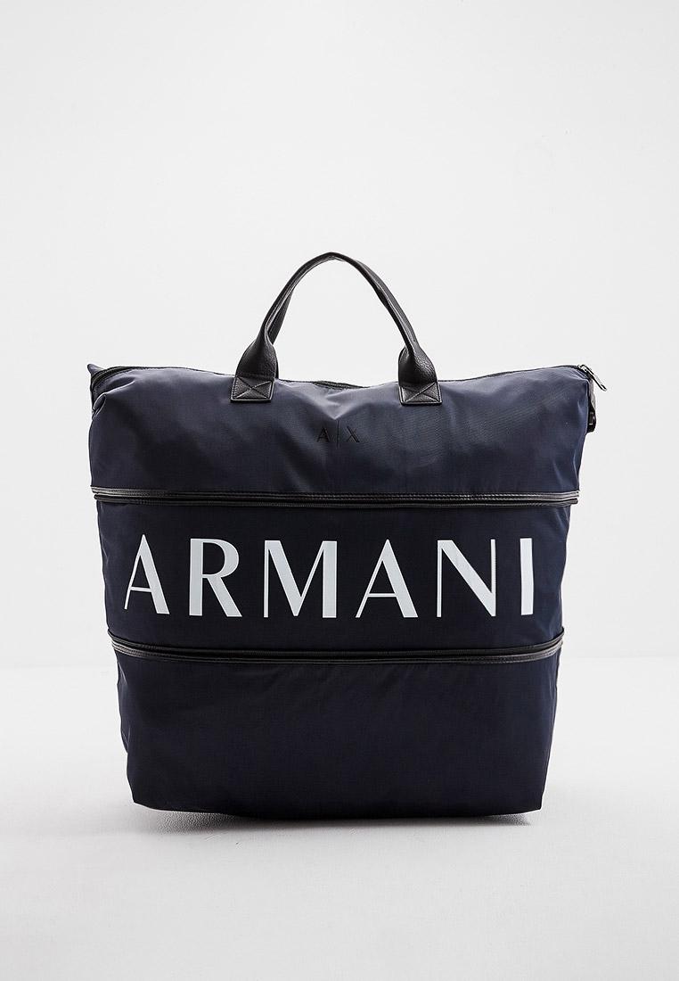 Спортивная сумка Armani Exchange 952117 9A106