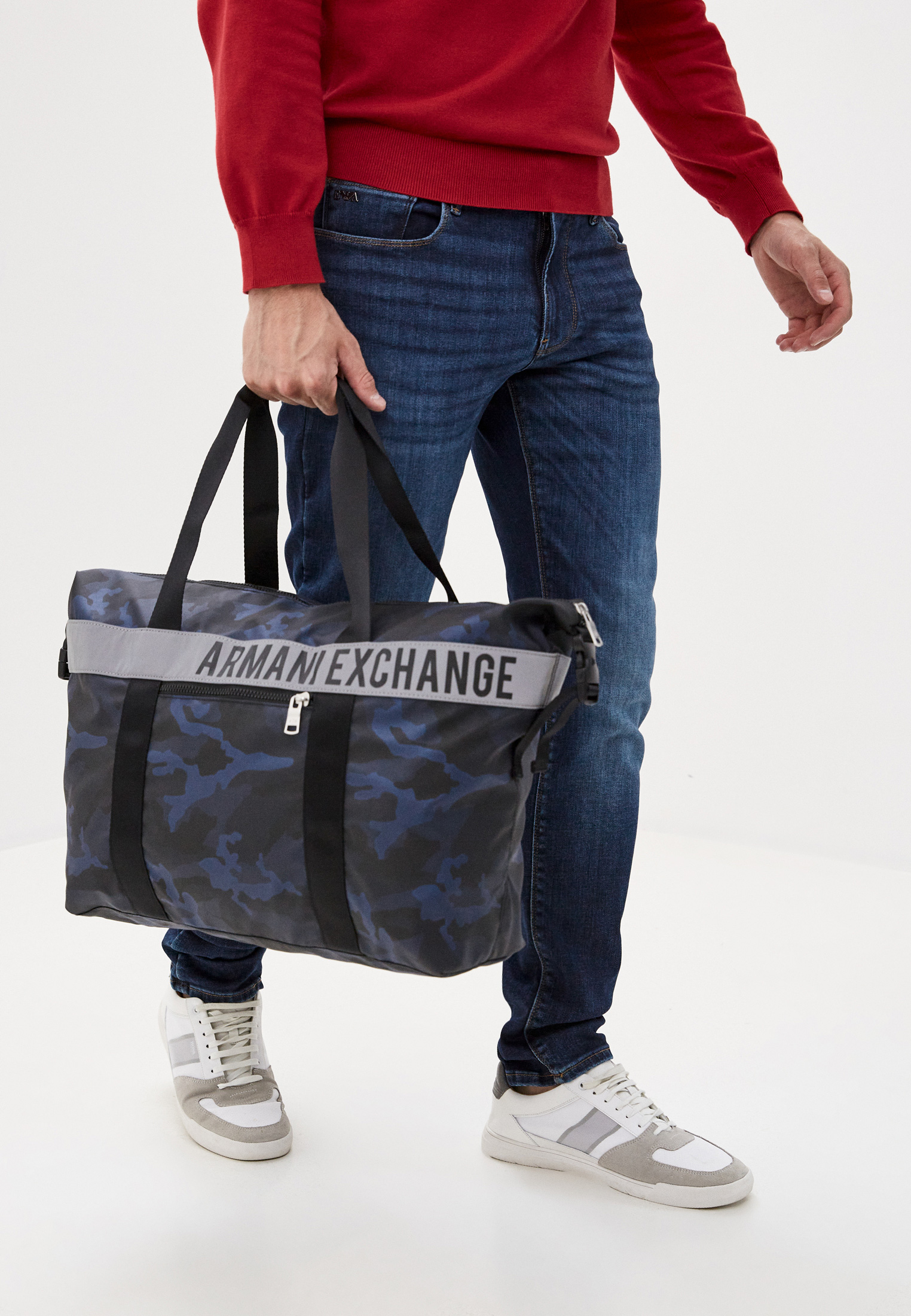 Спортивная сумка Armani Exchange 952285 0A834