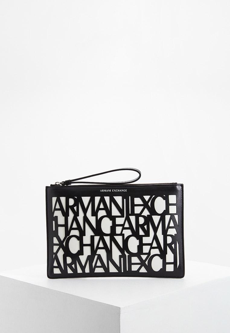 Клатч Armani Exchange 948021 9A070
