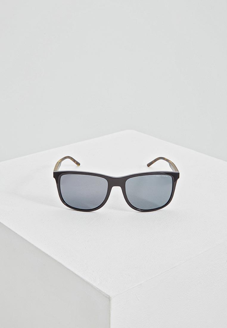 Мужские солнцезащитные очки Armani Exchange 0AX4070S: изображение 2