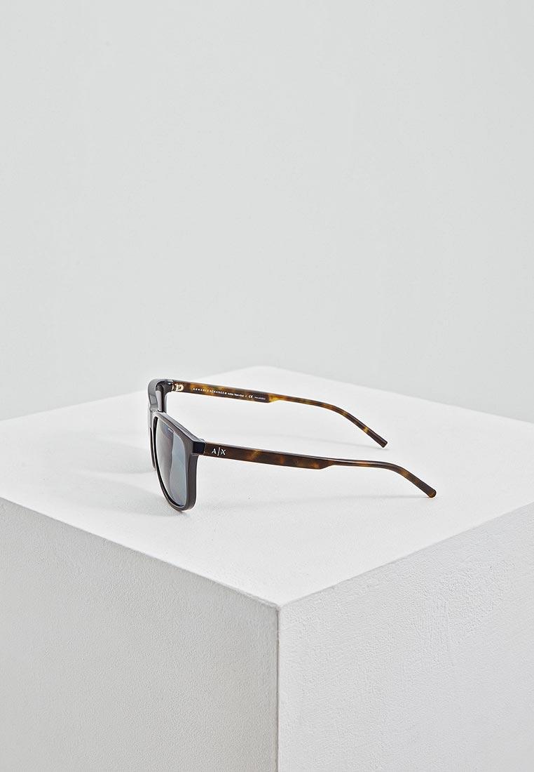Мужские солнцезащитные очки Armani Exchange 0AX4070S: изображение 3