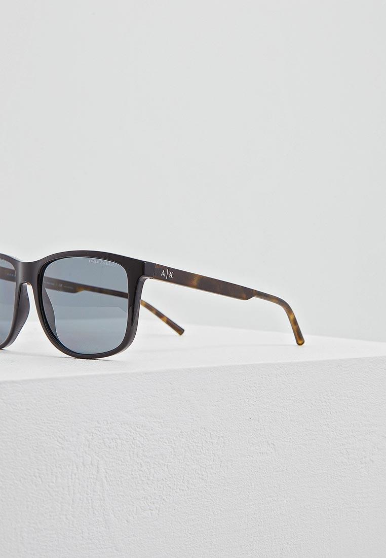 Мужские солнцезащитные очки Armani Exchange 0AX4070S: изображение 4
