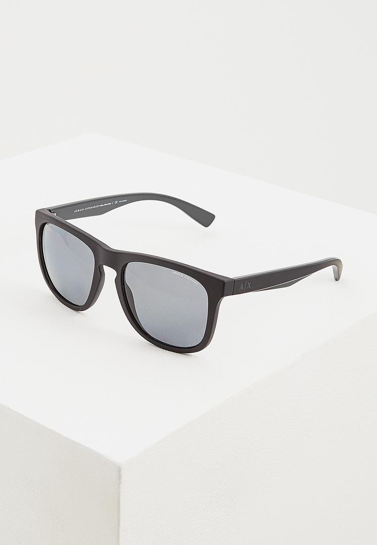 Мужские солнцезащитные очки Armani Exchange 0AX4058S