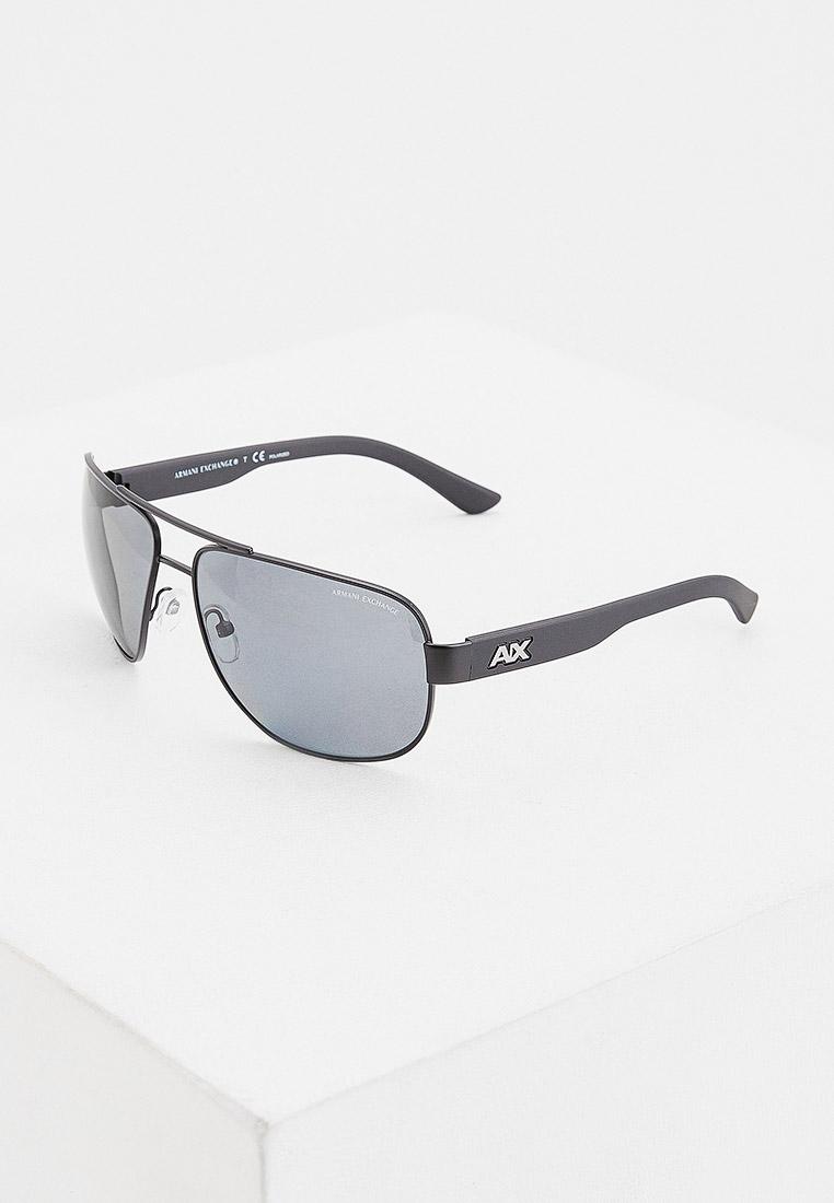 Мужские солнцезащитные очки Armani Exchange 0AX2012S