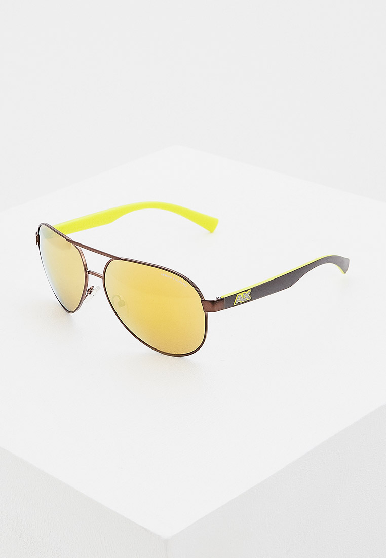 Мужские солнцезащитные очки Armani Exchange 0AX2031S