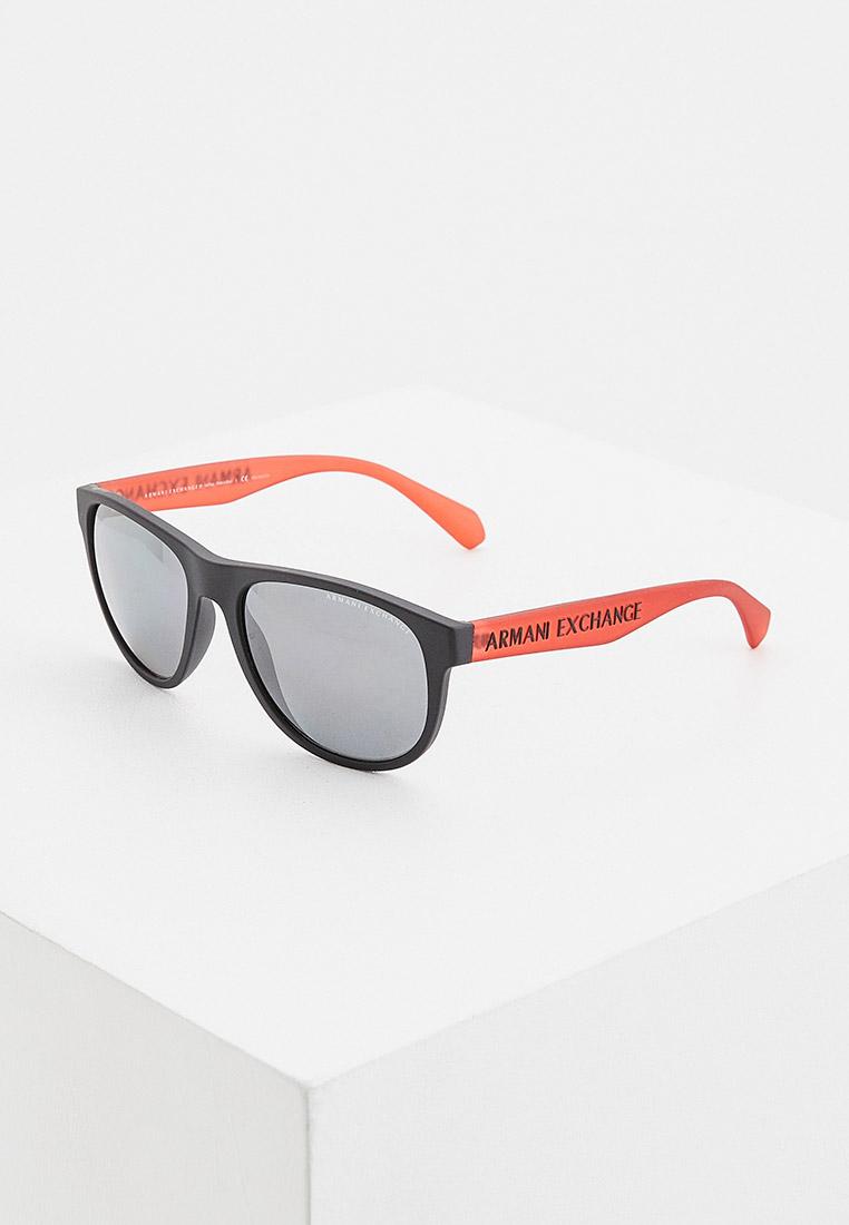 Мужские солнцезащитные очки Armani Exchange 0AX4096S: изображение 1
