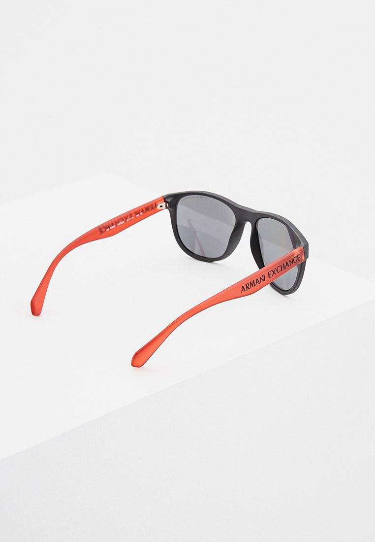 Мужские солнцезащитные очки Armani Exchange 0AX4096S: изображение 3