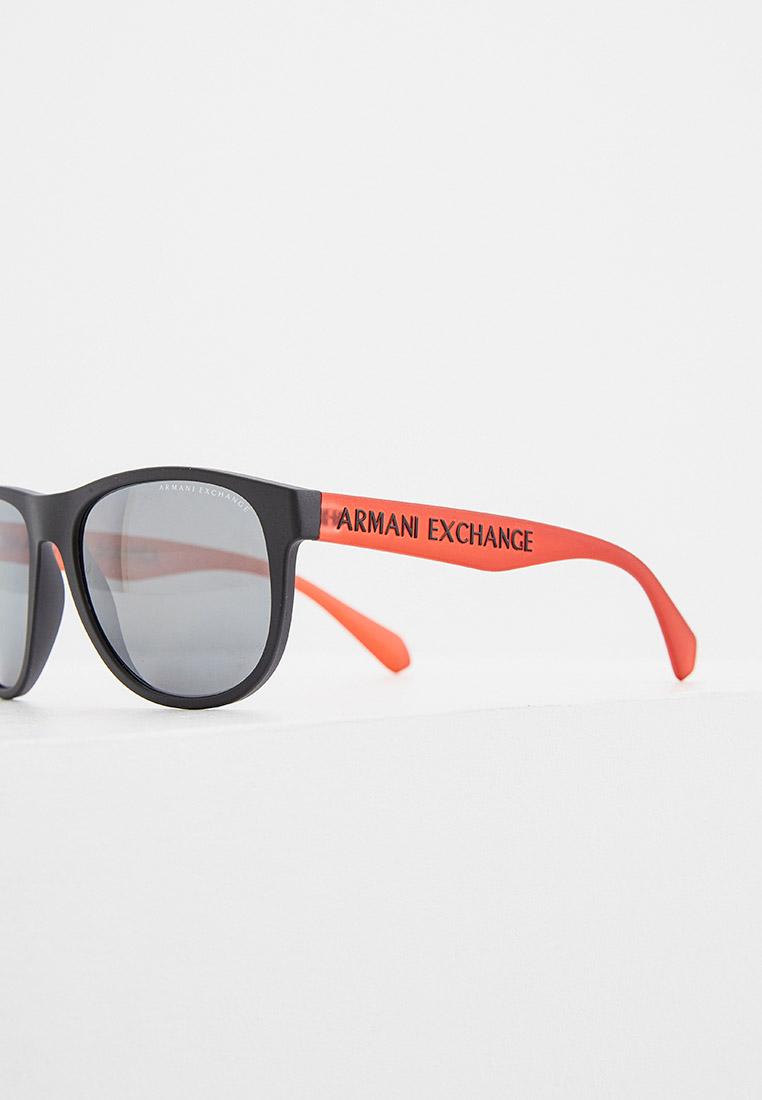 Мужские солнцезащитные очки Armani Exchange 0AX4096S: изображение 4