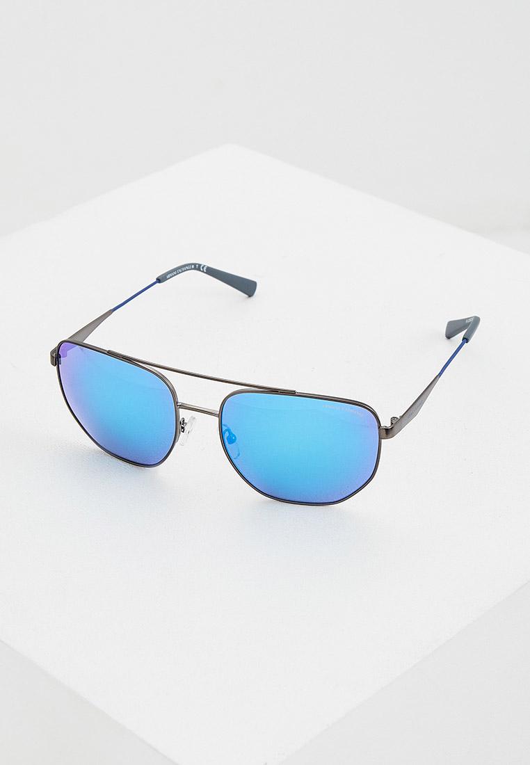 Мужские солнцезащитные очки Armani Exchange 0AX2033S: изображение 1
