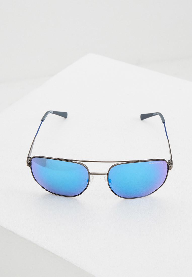 Мужские солнцезащитные очки Armani Exchange 0AX2033S: изображение 2