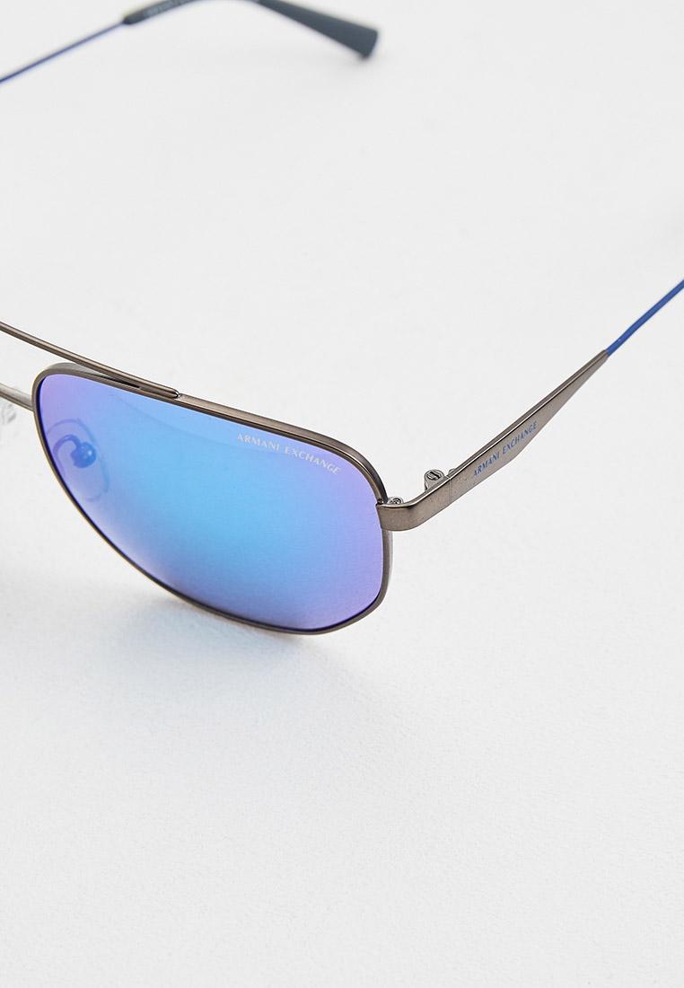 Мужские солнцезащитные очки Armani Exchange 0AX2033S: изображение 3