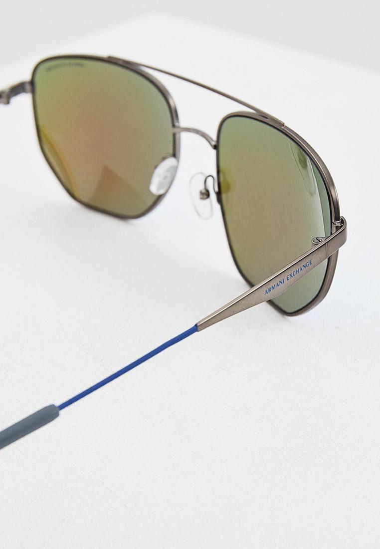 Мужские солнцезащитные очки Armani Exchange 0AX2033S: изображение 4