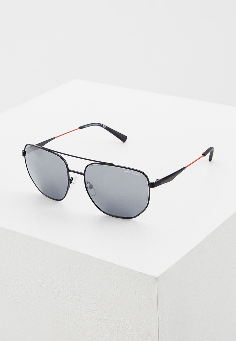 Мужские солнцезащитные очки Armani Exchange 0AX2033S