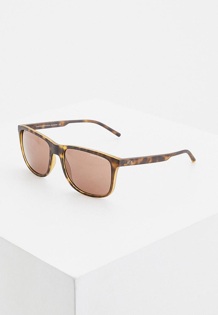Мужские солнцезащитные очки Armani Exchange 0AX4070S