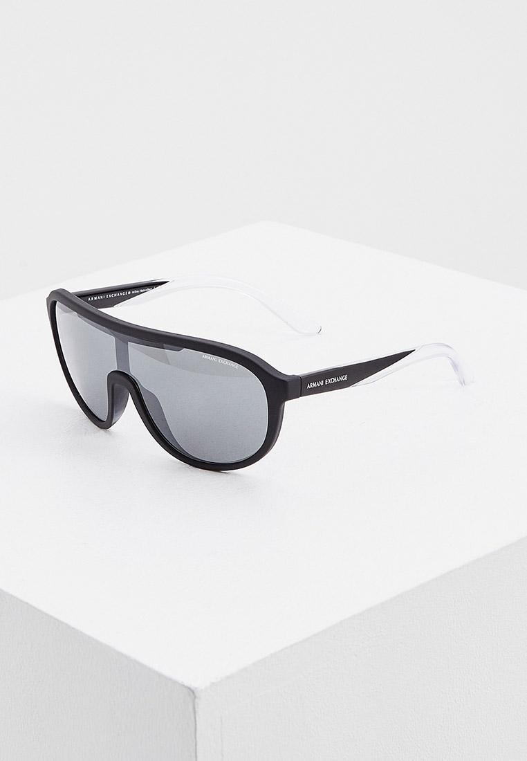 Мужские солнцезащитные очки Armani Exchange 0AX4099S: изображение 1