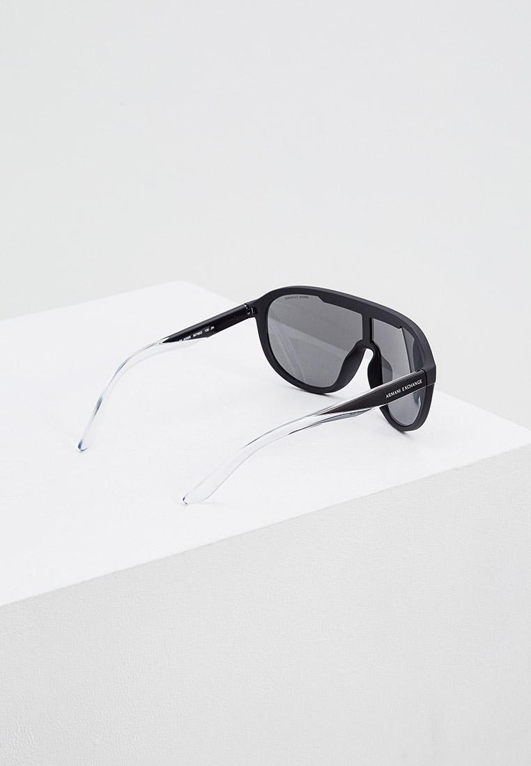 Мужские солнцезащитные очки Armani Exchange 0AX4099S: изображение 3