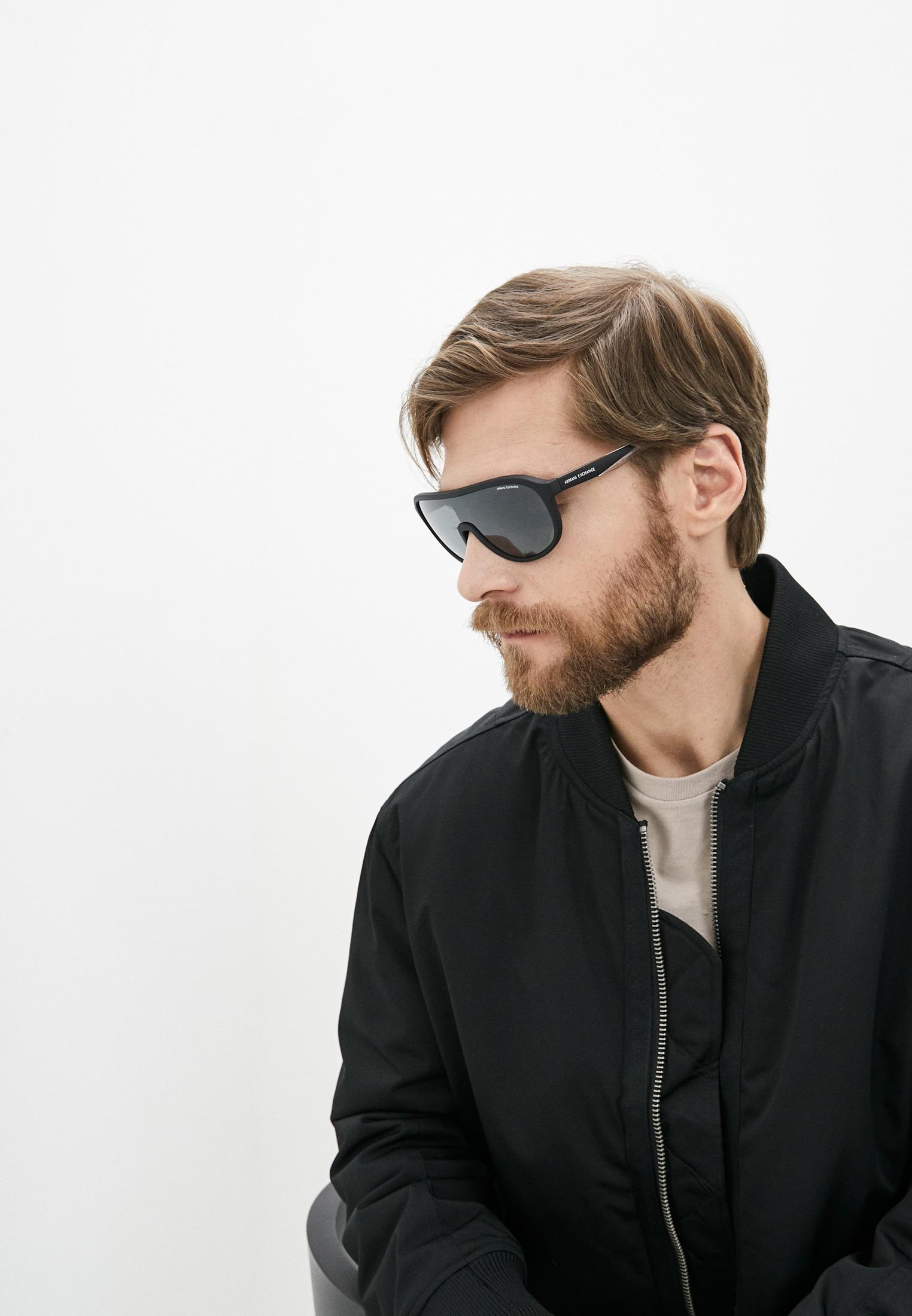 Мужские солнцезащитные очки Armani Exchange 0AX4099S: изображение 6