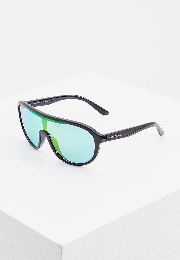 Мужские солнцезащитные очки Armani Exchange 0AX4099S: изображение 8