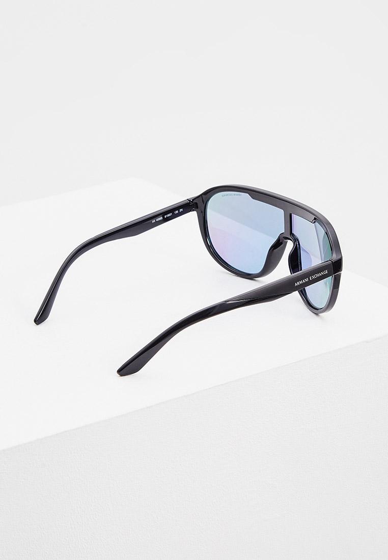Мужские солнцезащитные очки Armani Exchange 0AX4099S: изображение 10