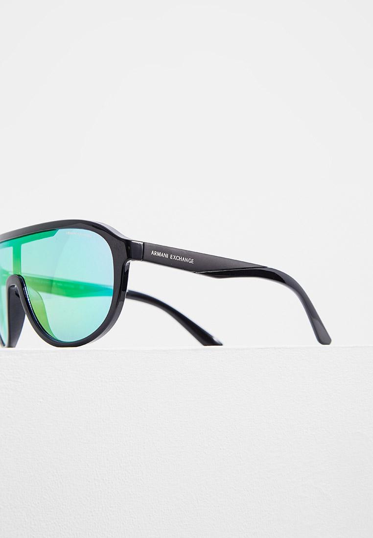 Мужские солнцезащитные очки Armani Exchange 0AX4099S: изображение 11