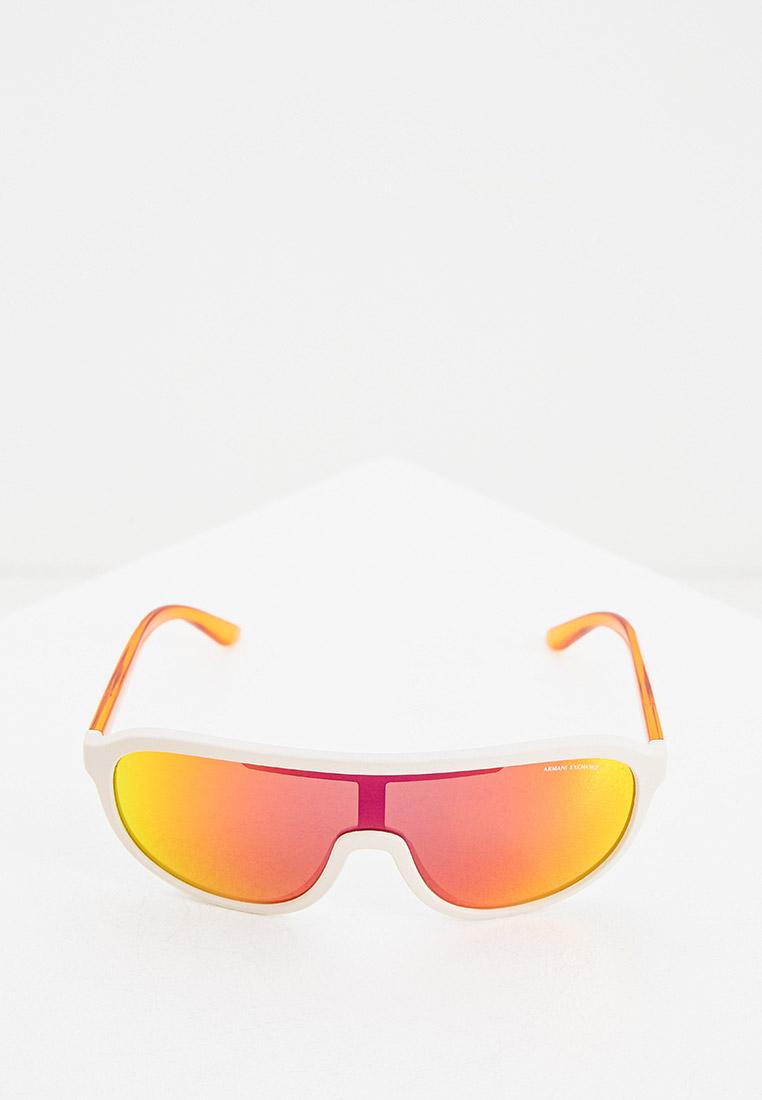 Мужские солнцезащитные очки Armani Exchange 0AX4099S: изображение 2