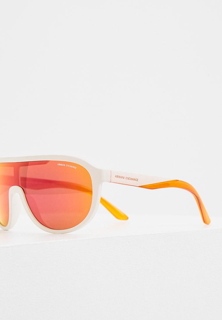 Мужские солнцезащитные очки Armani Exchange 0AX4099S: изображение 4