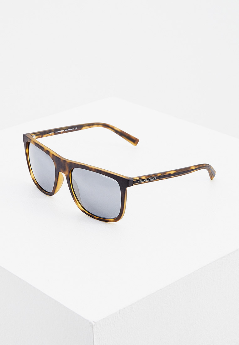 Мужские солнцезащитные очки Armani Exchange 0AX4102S