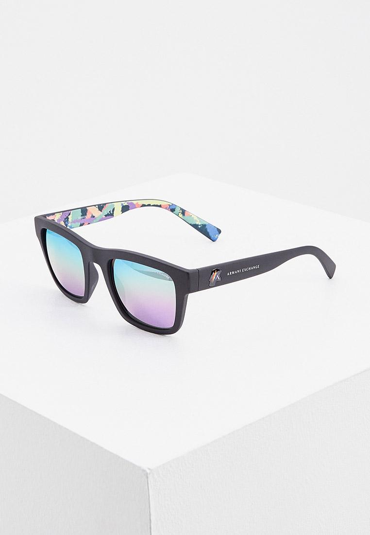 Мужские солнцезащитные очки Armani Exchange 0AX4088S: изображение 1