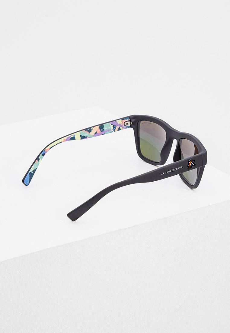 Мужские солнцезащитные очки Armani Exchange 0AX4088S: изображение 3