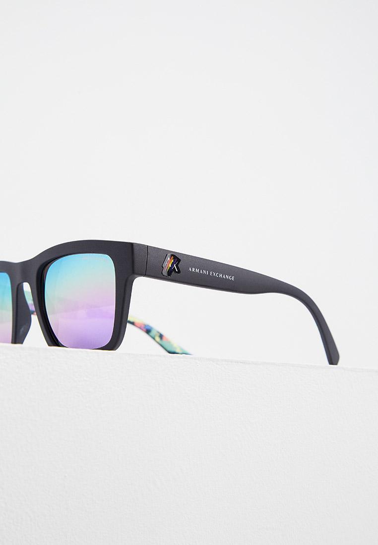 Мужские солнцезащитные очки Armani Exchange 0AX4088S: изображение 4