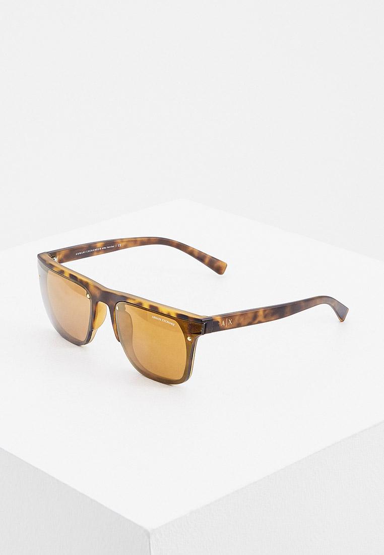 Мужские солнцезащитные очки Armani Exchange 0AX4098S