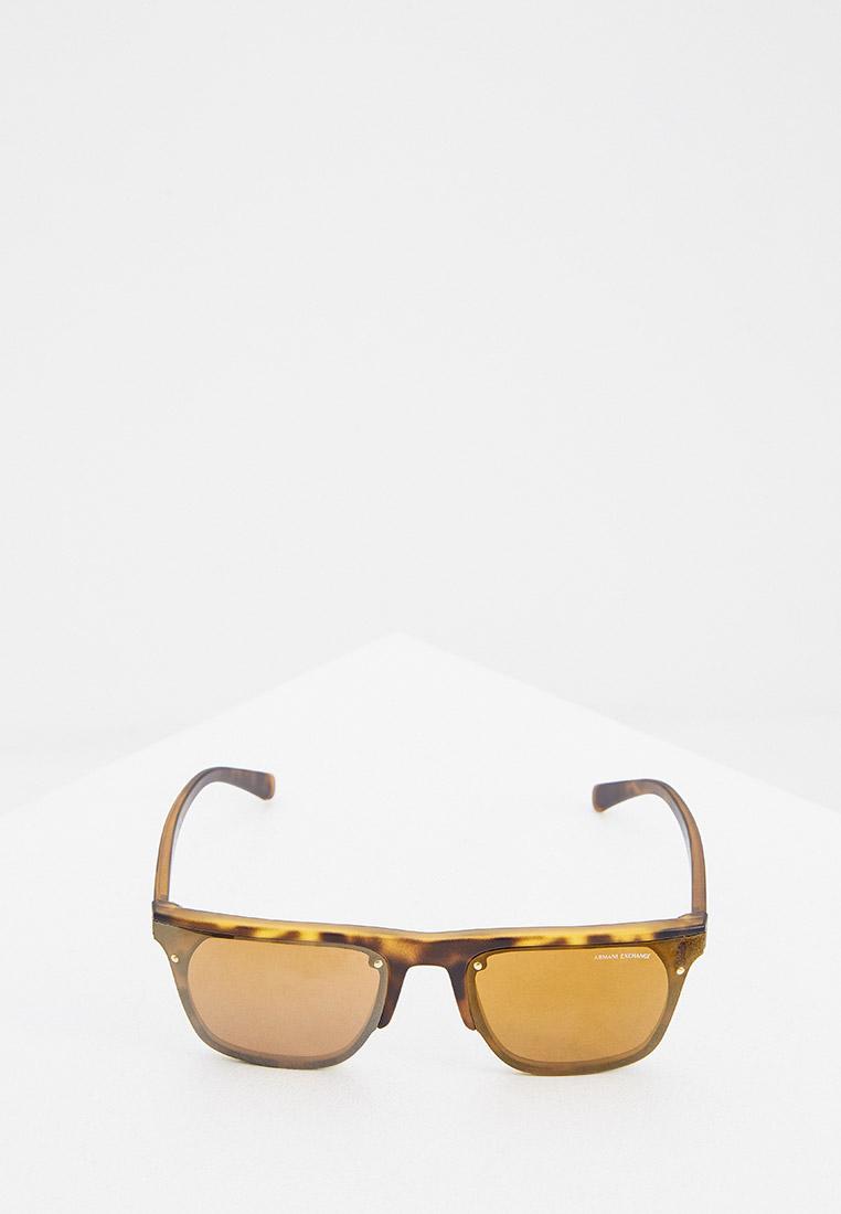 Мужские солнцезащитные очки Armani Exchange 0AX4098S: изображение 2