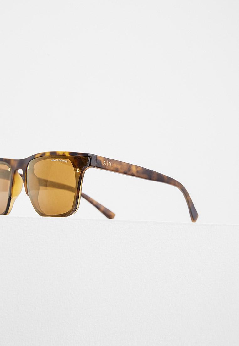 Мужские солнцезащитные очки Armani Exchange 0AX4098S: изображение 4
