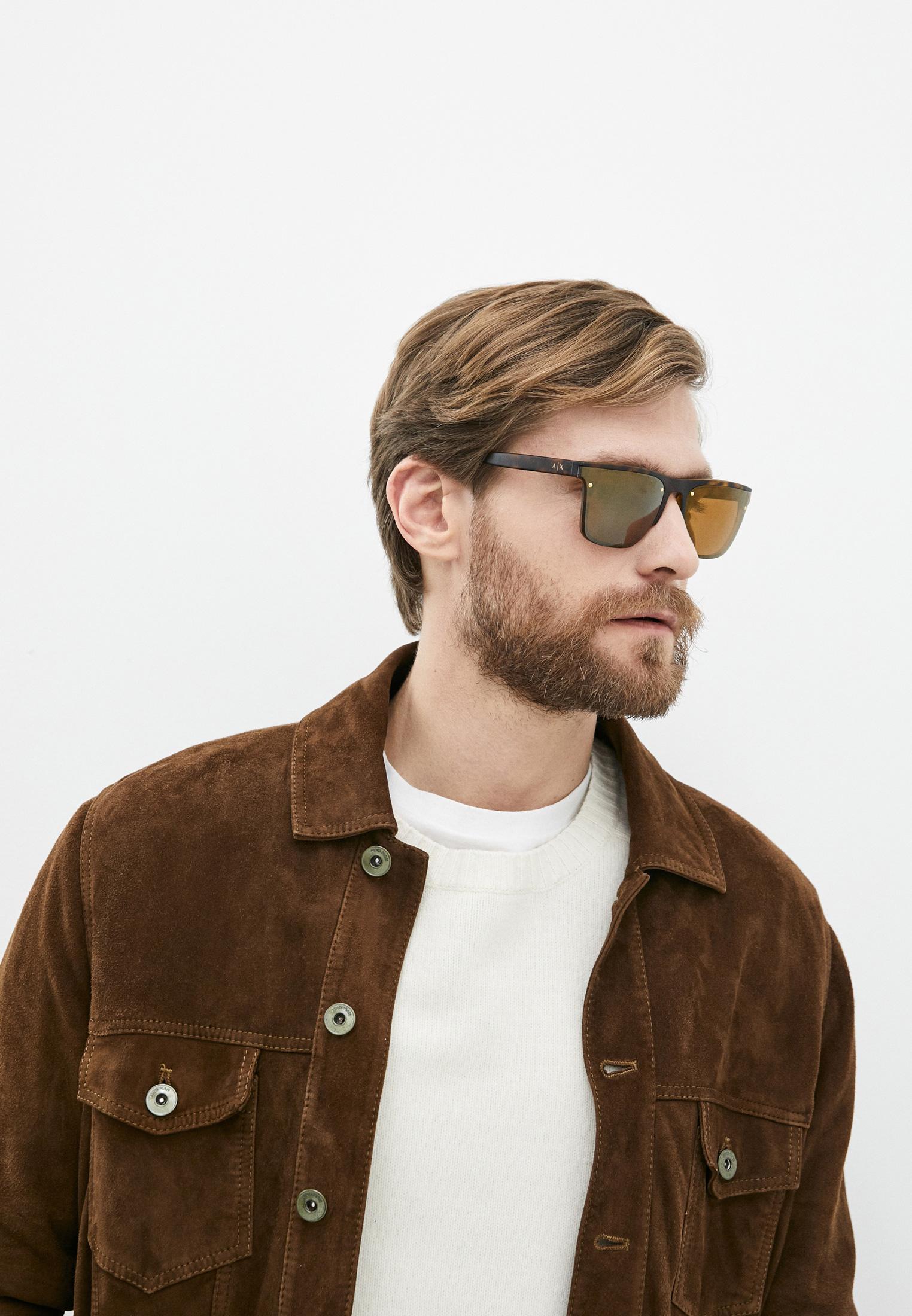 Мужские солнцезащитные очки Armani Exchange 0AX4098S: изображение 6