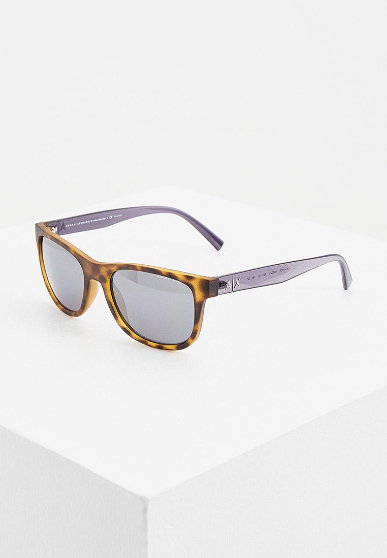 Мужские солнцезащитные очки Armani Exchange 0AX4103S: изображение 1