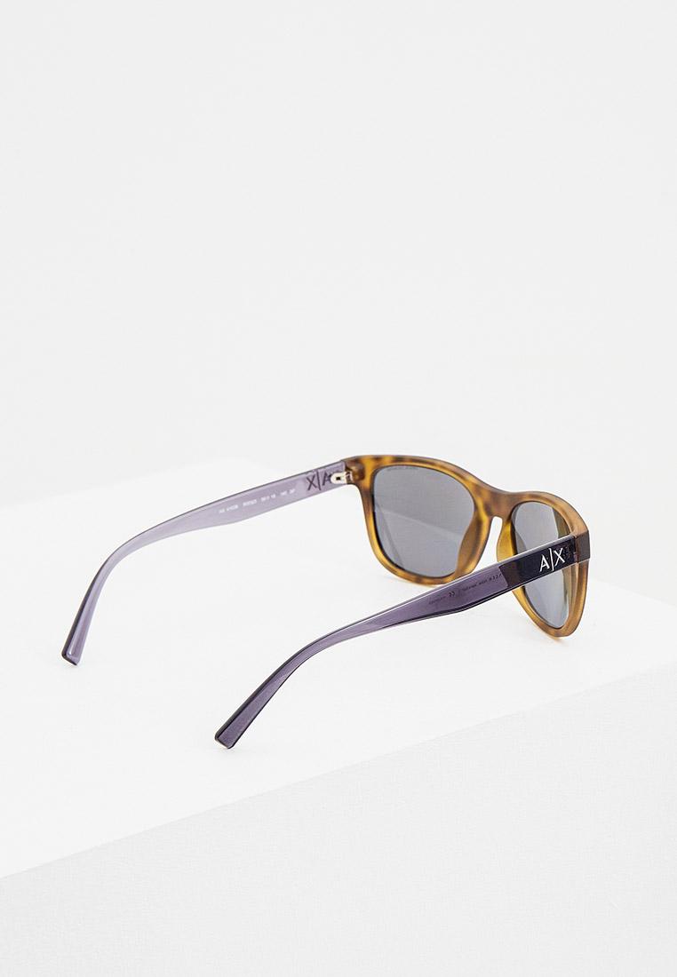 Мужские солнцезащитные очки Armani Exchange 0AX4103S: изображение 3