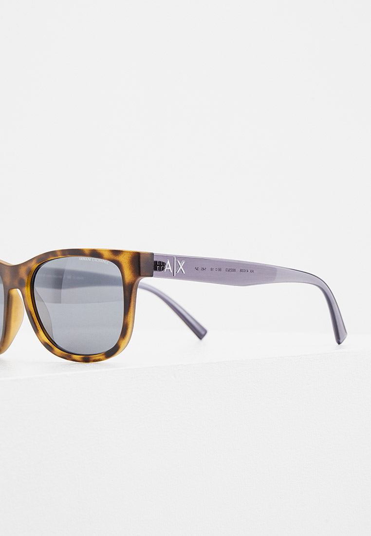 Мужские солнцезащитные очки Armani Exchange 0AX4103S: изображение 4